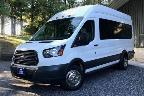 2018 Ford Transit Passenger for sale at TRUST AUTO in Sykesville MD