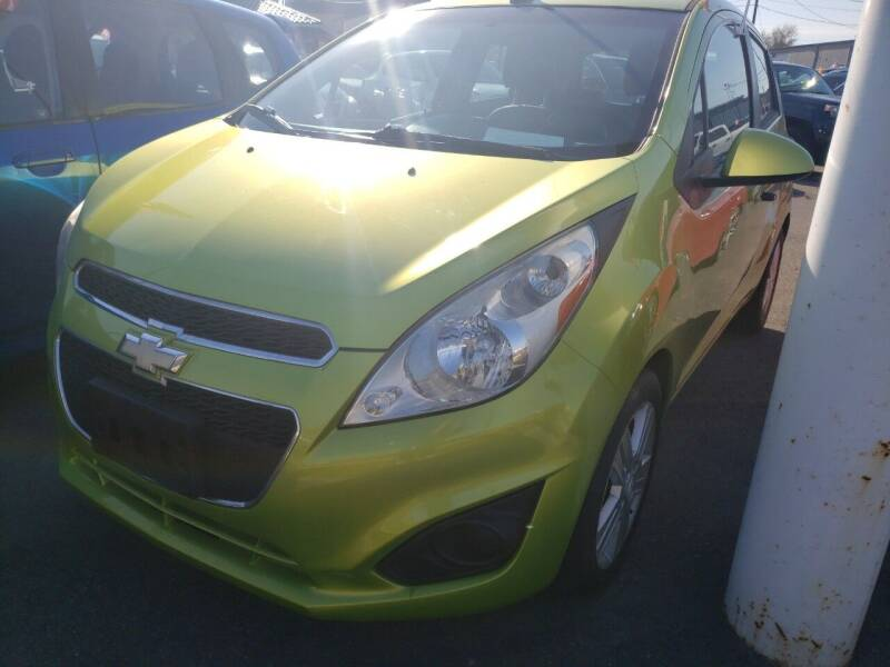 2013 Chevrolet Spark for sale at Artistic Auto Group, LLC in Kennewick WA