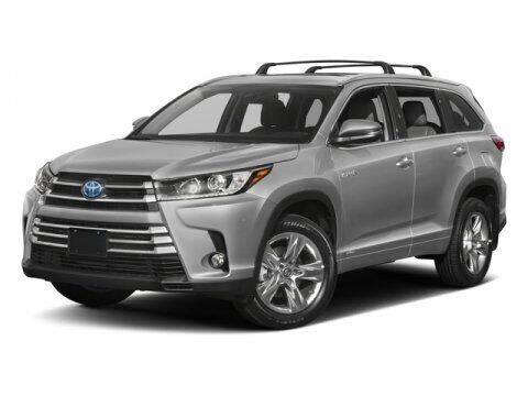2018 Toyota Highlander Hybrid for sale at Jeremy Sells Hyundai in Edmunds WA