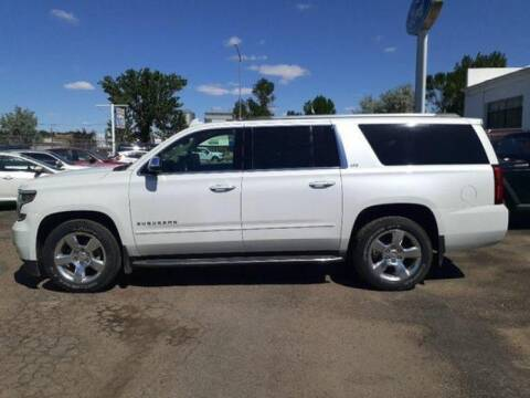 2016 Chevrolet Suburban for sale at Platinum Car Brokers in Spearfish SD