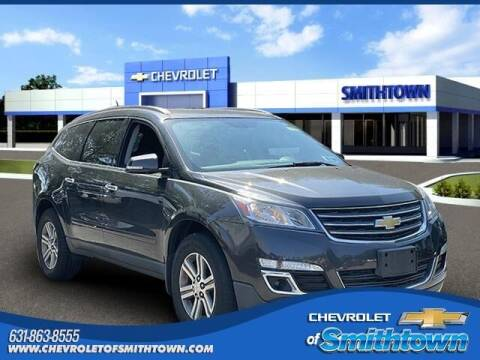 2015 Chevrolet Traverse for sale at CHEVROLET OF SMITHTOWN in Saint James NY