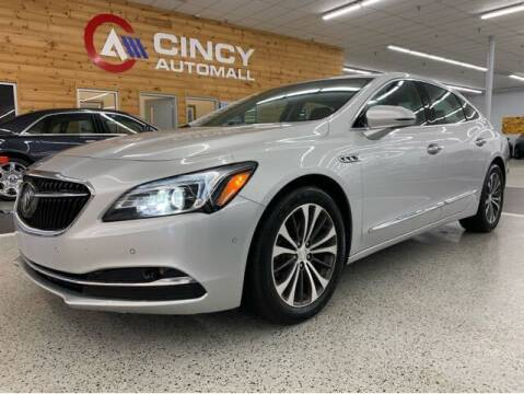 2017 Buick LaCrosse for sale at Dixie Motors in Fairfield OH