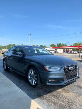 2014 Audi A4 for sale at City to City Auto Sales in Richmond VA