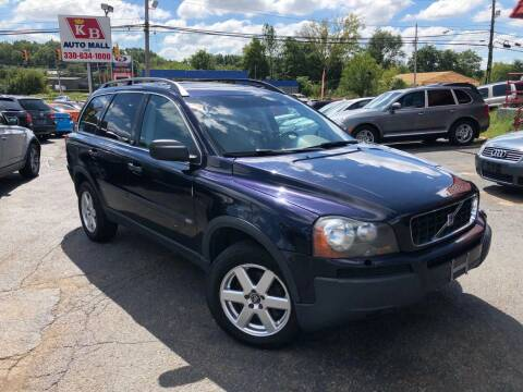 2005 Volvo XC90 for sale at KB Auto Mall LLC in Akron OH