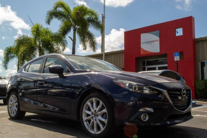 2016 Mazda MAZDA3 for sale at Florida Auto Reserve in Medley FL