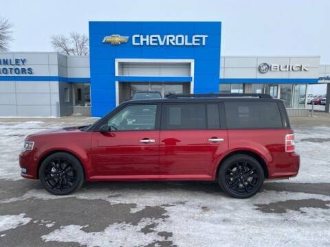 2018 Ford Flex for sale at Finley Motors in Finley ND