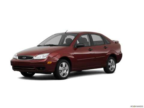 2007 Ford Focus for sale at BORGMAN OF HOLLAND LLC in Holland MI