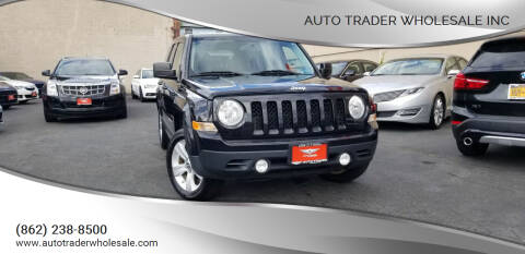 2012 Jeep Patriot for sale at Auto Trader Wholesale Inc in Saddle Brook NJ