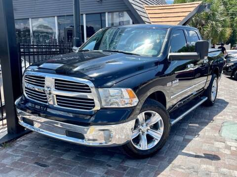 2014 RAM Ram Pickup 1500 for sale at Unique Motors of Tampa in Tampa FL