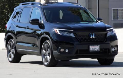 2019 Honda Passport for sale at Euro Auto Sales in Santa Clara CA