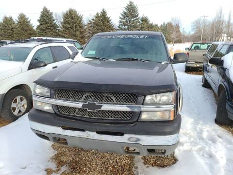2003 Chevrolet Silverado 1500 for sale at Craig Auto Sales in Omro WI