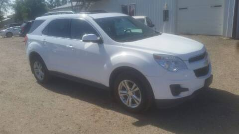 2011 Chevrolet Equinox for sale at Ron Lowman Motors Minot in Minot ND