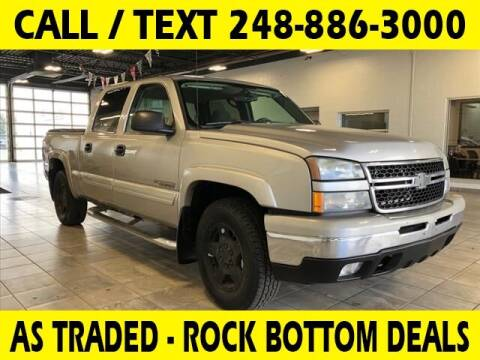 2007 Chevrolet Silverado 1500 Classic for sale at Lasco of Waterford in Waterford MI