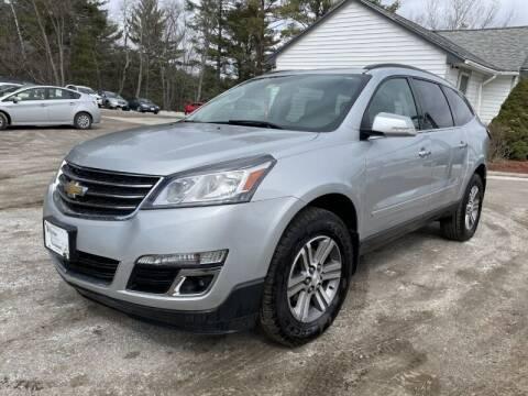 2017 Chevrolet Traverse for sale at Williston Economy Motors in Williston VT