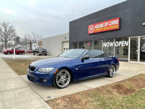 2013 BMW 3 Series for sale at HOUSE OF CARS CT in Meriden CT