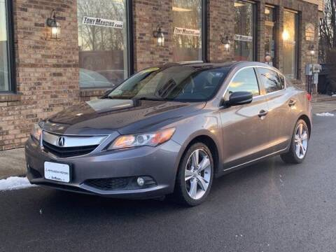 2015 Acura ILX for sale at The King of Credit in Clifton Park NY