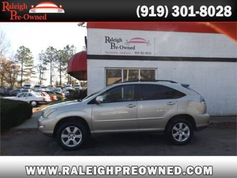 2004 Lexus RX 330 for sale at Raleigh Pre-Owned in Raleigh NC