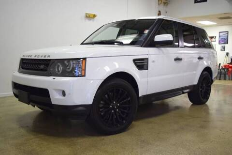 2011 Land Rover Range Rover Sport for sale at Thoroughbred Motors in Wellington FL