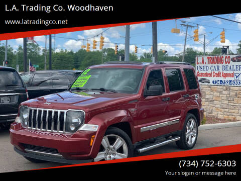 2012 Jeep Liberty for sale at L.A. Trading Co. Woodhaven in Woodhaven MI