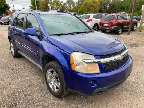 2007 Chevrolet Equinox for sale at Truck City Inc in Des Moines IA