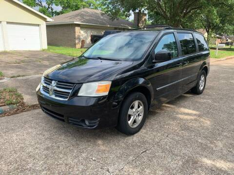 2008 Dodge Grand Caravan for sale at Demetry Automotive in Houston TX