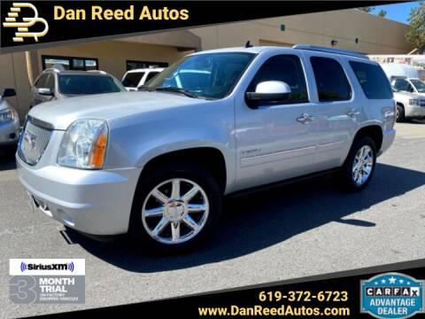 2013 GMC Yukon for sale at Dan Reed Autos in Escondido CA