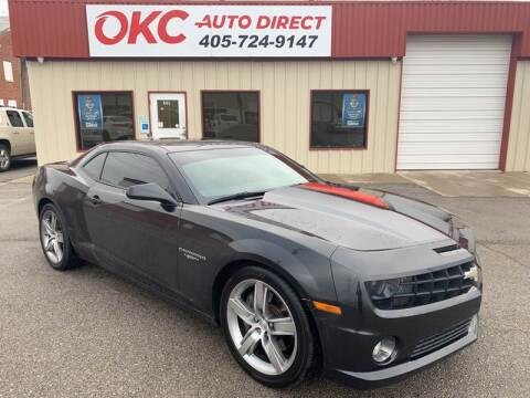 2012 Chevrolet Camaro for sale at OKC Auto Direct in Oklahoma City OK