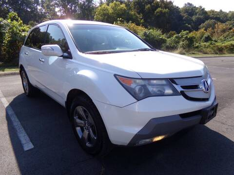 2008 Acura MDX for sale at J & D Auto Sales in Dalton GA