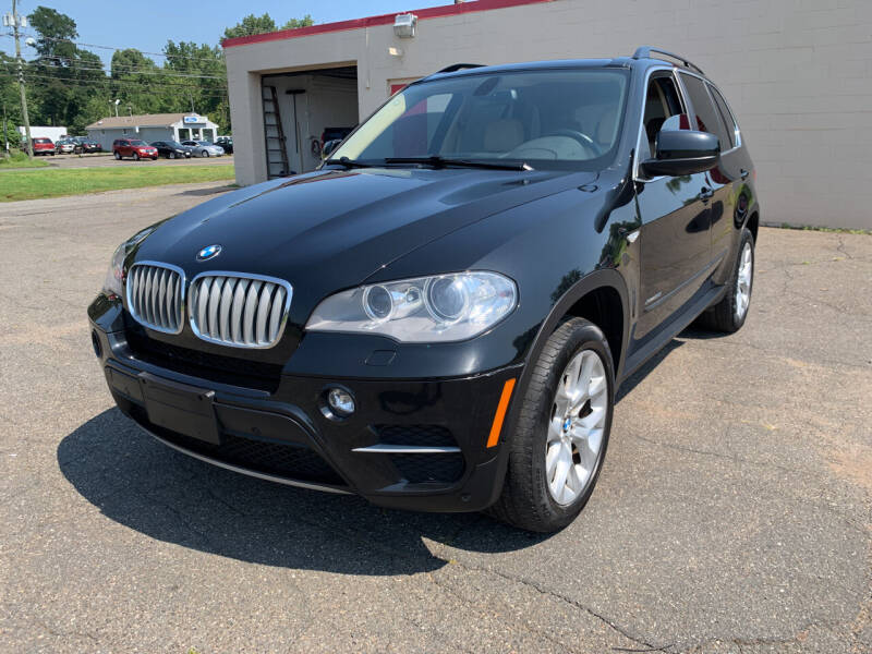 2013 BMW X5 for sale at Manchester Auto Sales in Manchester CT