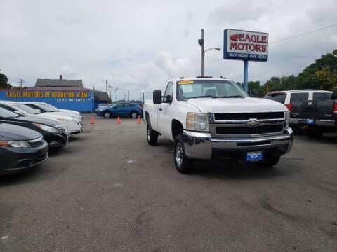 2007 Chevrolet Silverado 2500HD for sale at Eagle Motors in Hamilton OH
