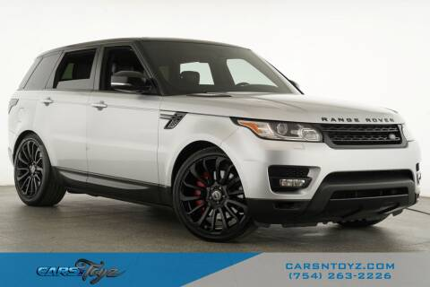 2015 Land Rover Range Rover Sport for sale at JumboAutoGroup.com - Carsntoyz.com in Hollywood FL