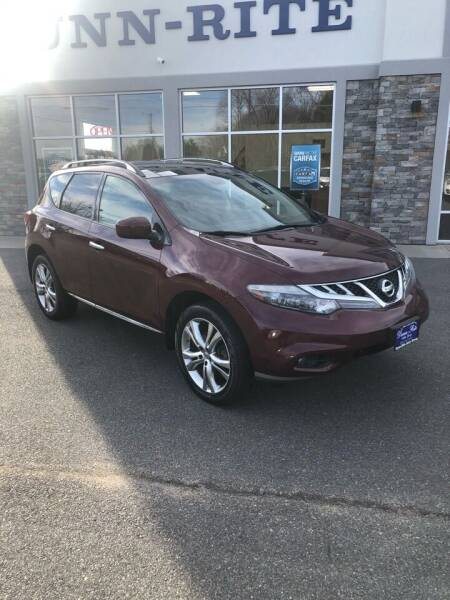 2011 Nissan Murano for sale at Dunn-Rite Auto Group in Kilmarnock VA