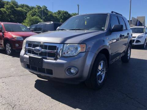 2008 Ford Escape for sale at Instant Auto Sales in Chillicothe OH