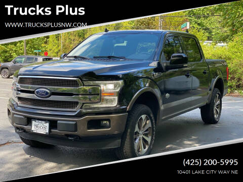 2019 Ford F-150 for sale at Trucks Plus in Seattle WA