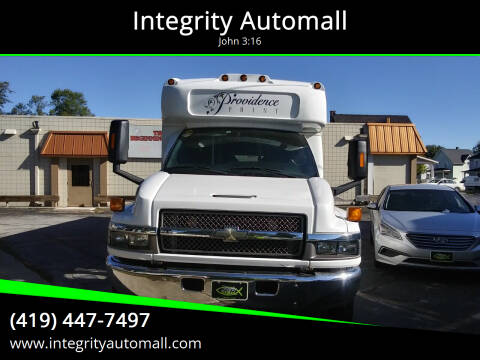 2009 Chevrolet C5500 for sale at Integrity Automall in Tiffin OH