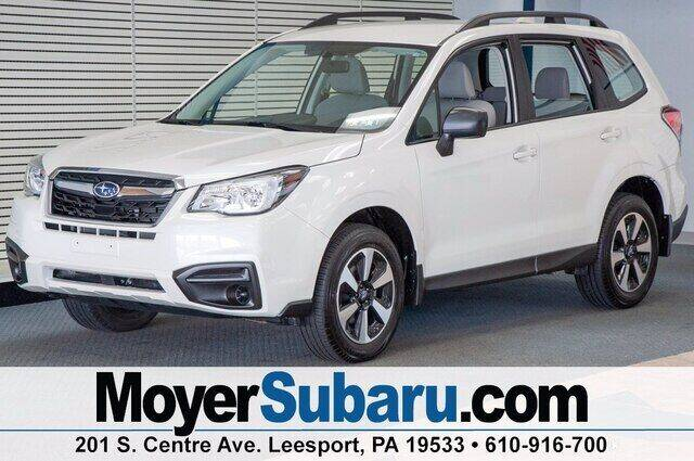 2018 Subaru Forester for sale in Leesport, PA