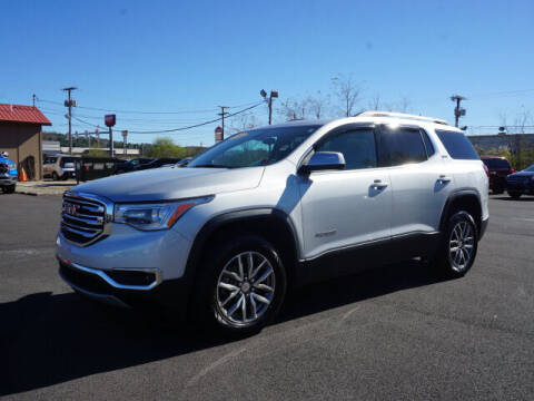 2018 GMC Acadia for sale at Stephens Auto Center of Beckley in Beckley WV