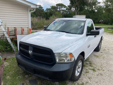 2014 RAM Ram Pickup 1500 for sale at Harbor Oaks Auto Sales in Port Orange FL