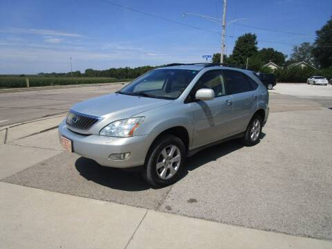 2009 Lexus RX 350 for sale at Dunlap Motors in Dunlap IL