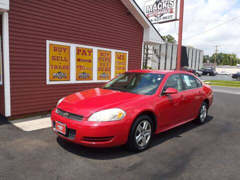 2010 Chevrolet Impala for sale at Mack's Autoworld in Toledo OH