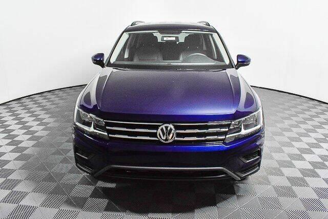 2021 Volkswagen Tiguan for sale in Marietta, GA