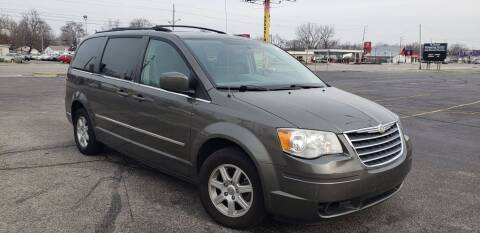 2010 Chrysler Town and Country for sale at speedy auto sales in Indianapolis IN