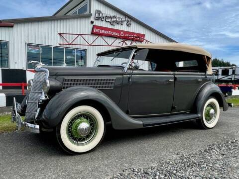 1935 Ford Phaeton for sale at Drager's International Classic Sales in Burlington WA