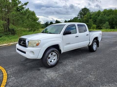 2008 Toyota Tacoma for sale at Apex Autos Inc. in Fredericksburg VA
