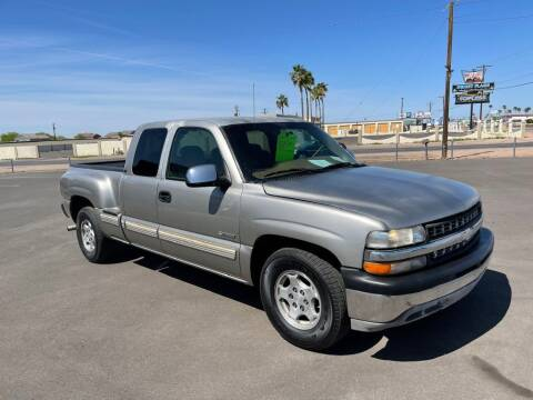 2000 Chevrolet Silverado 1500 for sale at Mesa AZ Auto Sales in Apache Junction AZ