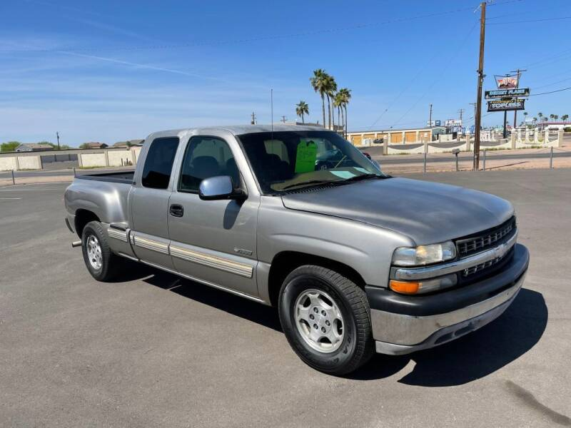2000 Chevrolet Silverado 1500 for sale at Mesa AZ Auto Sales in Apache Junction AZ
