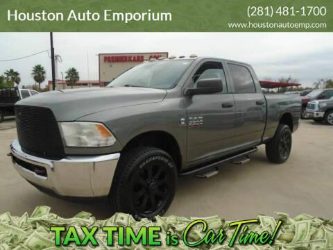 2013 RAM Ram Pickup 2500 for sale at Houston Auto Emporium in Houston TX