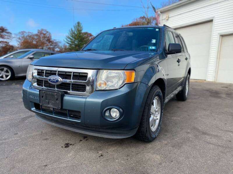 2011 Ford Escape for sale at SOUTH SHORE AUTO GALLERY, INC. in Abington MA