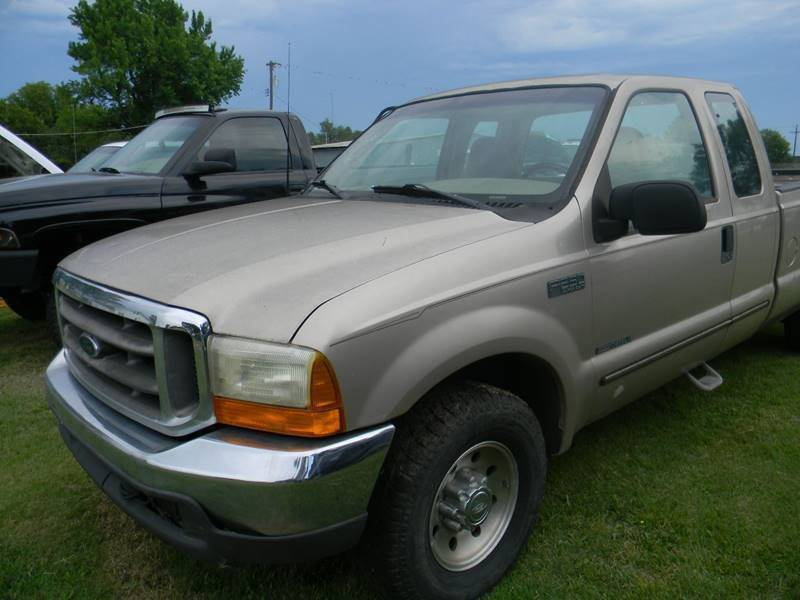 1999 Ford F-250 Super Duty for sale at Sweets Motors in Valley Center KS