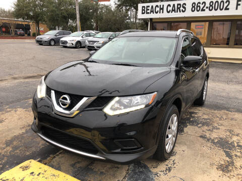 2016 Nissan Rogue for sale at Beach Cars in Fort Walton Beach FL